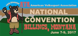 AVA National Convention, Billings Montana, June 7-9 2017