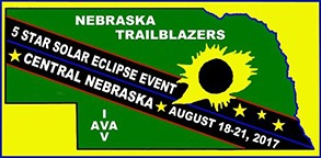 5 Star Solar Eclipse Walks, Central Nebraska, August 18-21, 2017