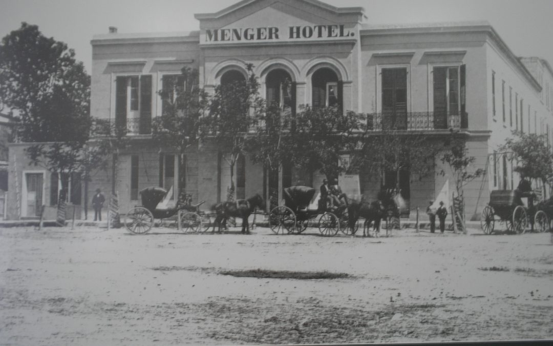 Hang Out with the Ghosts of the Rough Riders at the Menger Bar