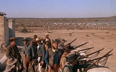 The Alamo: John Wayne Has a Lot to Answer For