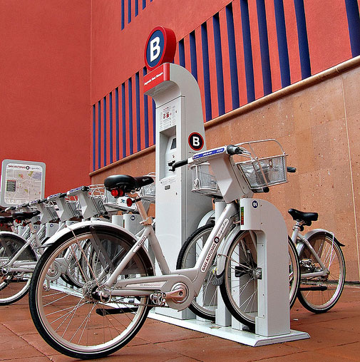 Bikes All Over San Antonio: B-Cycle