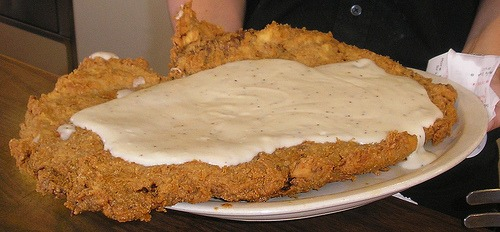 Chicken Fried Steak (Try It, You'll Like It!)