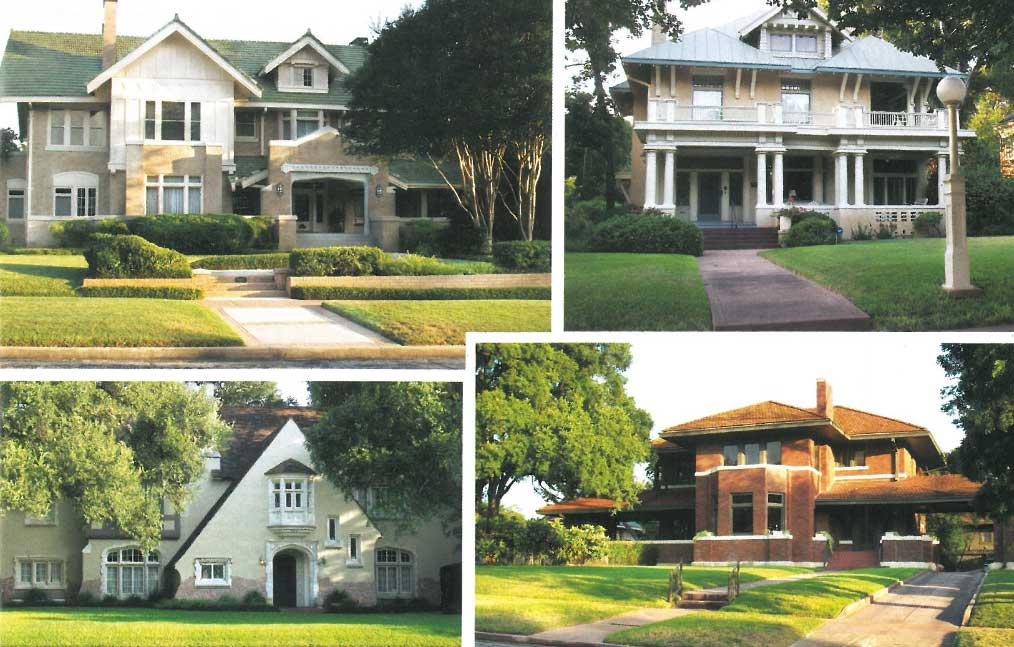 Monte Vista: Beautiful Houses from San Antonio's Gilded Age