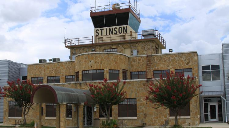 San Antonio in Flight: Stinson Field