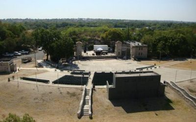 Sunken Garden Theater: The Other Half of the Quarry