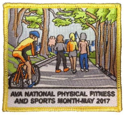 May is National Physical Fitness Month
