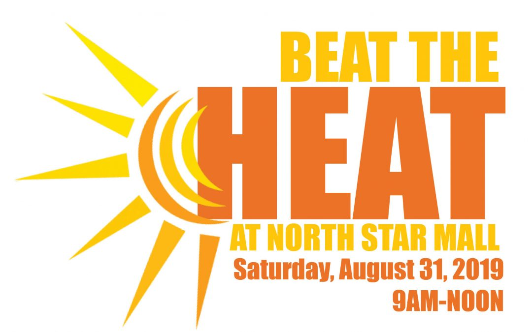 Featured YRE: Beat the Heat at North Star Mall, 31 August, 2019