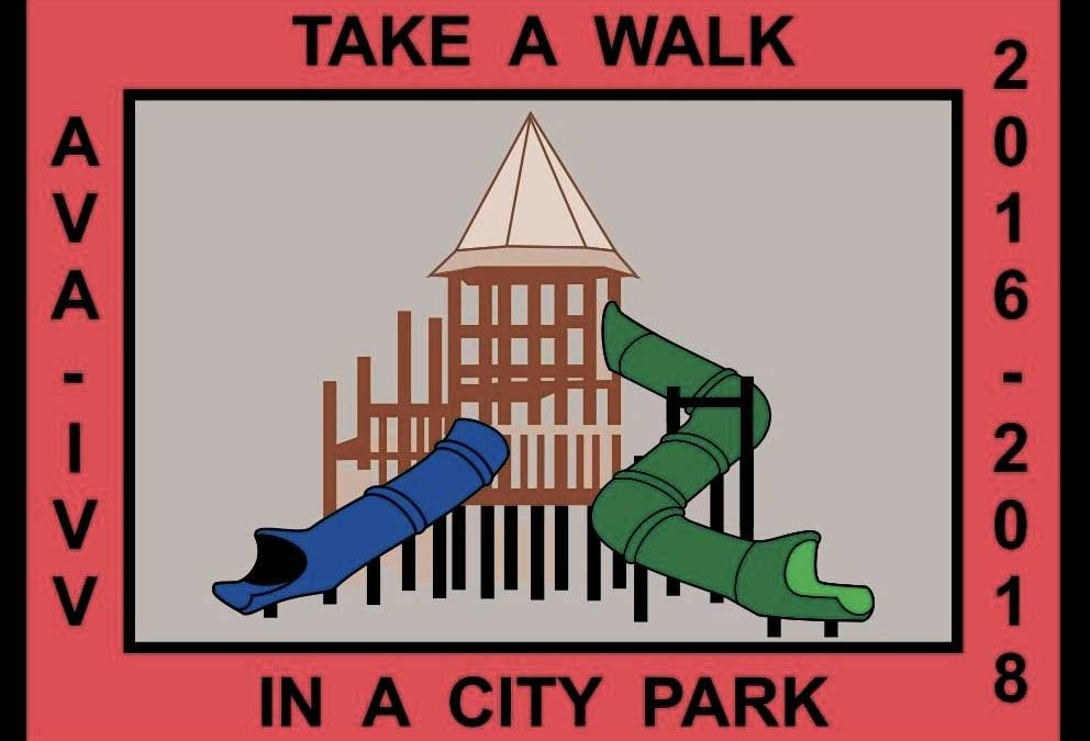 Take a Walk in a City Park