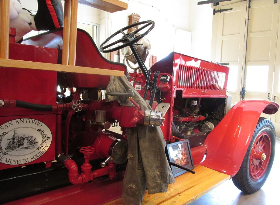 Visit the New Firefighter Museum