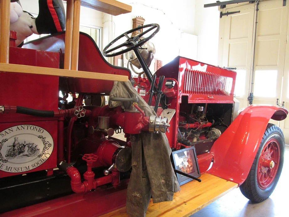 Visit The New Firefighter Museum Texas Trail Roundup
