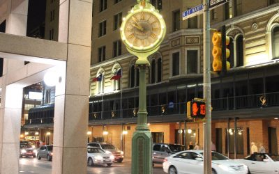 Time to Walk! The Hertzberg Clock