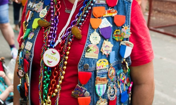 Fiesta Medals The Volkssporting Connection Texas Trail