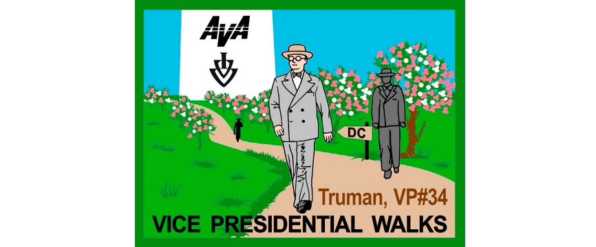 Start Earning the Patch: Vice Presidential Walks