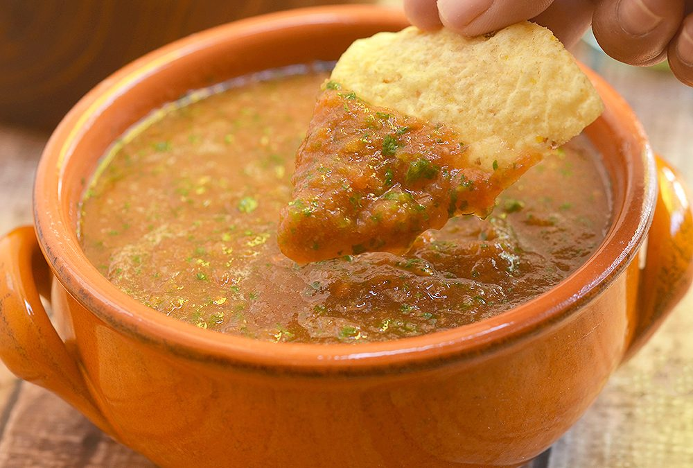 Beginner's Guide to Salsa (the eating kind, not the dancing kind)