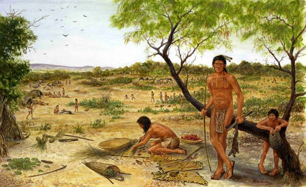 Native People of the Yanaguana: the Coahuiltecans